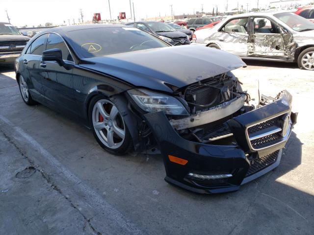 2012 Mercedes-benz Cls 550 4.6. Lot 45640000 Vin WDDLJ7DB7CA017817