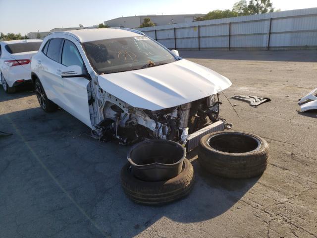 2020 Mercedes-benz Gla 250 2.0. Lot 45950930 Vin WDCTG4EB7LU025043