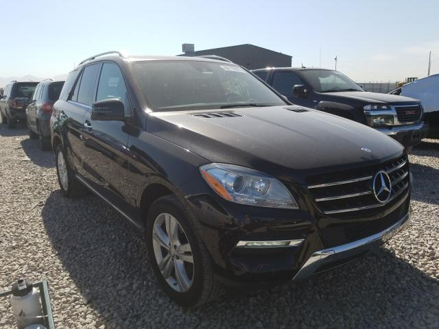 2013 Mercedes-benz Ml 350 3.5. Lot 46176600 Vin 4JGDA5JB8DA102394