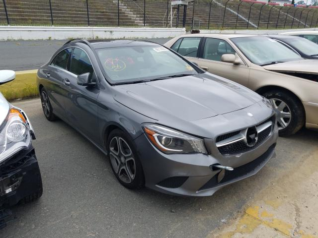 2014 Mercedes-benz Cla 250 2.0. Lot 46174080 Vin WDDSJ4EB1EN044127
