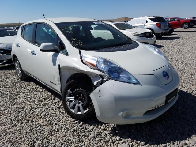 2013 Nissan Leaf s . Lot 46396840 Vin 1N4AZ0CP5DC417840