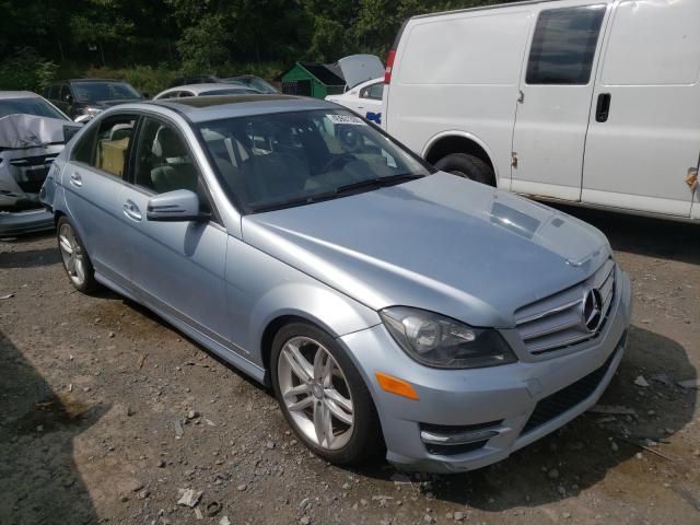 2013 Mercedes-benz C 250 1.8. Lot 45901300 Vin WDDGF4HB5DR259276