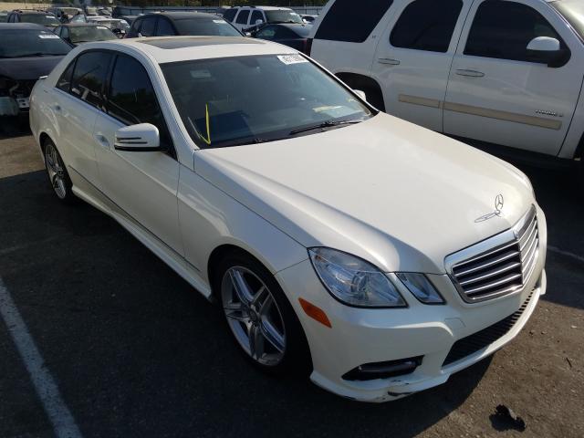 2013 Mercedes-benz E 350 3.5. Lot 45113900 Vin WDDHF5KBXDA744384