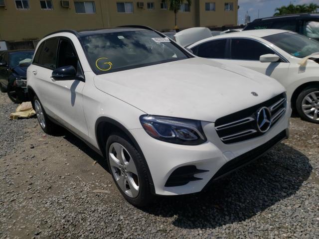 2019 Mercedes-benz Glc 300 2.0. Lot 45276730 Vin WDC0G4JB7KV177440