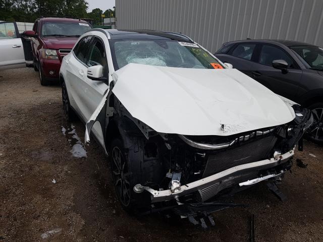 2017 Mercedes-benz Gla 250 2.0. Lot 46346490 Vin WDCTG4EB4HJ310646