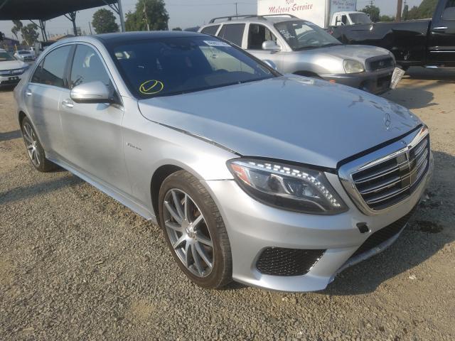 2014 Mercedes-benz S 63 amg 5.5. Lot 46807130 Vin WDDUG7JB9EA034760
