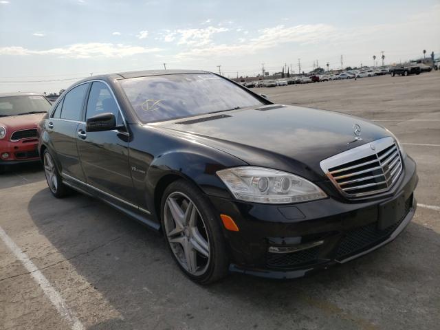 2011 Mercedes-benz S 63 amg 5.5. Lot 46834880 Vin WDDNG7EBXBA376406