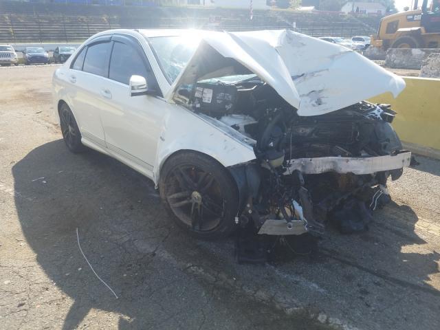 2012 Mercedes-benz C 250 1.8. Lot 46648130 Vin WDDGF4HB0CA654544