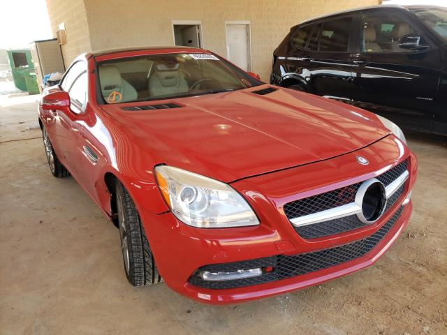 2014 Mercedes-benz Slk 250 1.8. Lot 45828500 Vin WDDPK4HA4EF076845