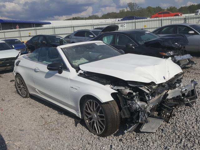 2020 Mercedes-benz C 63 amg 4.0. Lot 46387680 Vin WDDWK8GB5LF960917