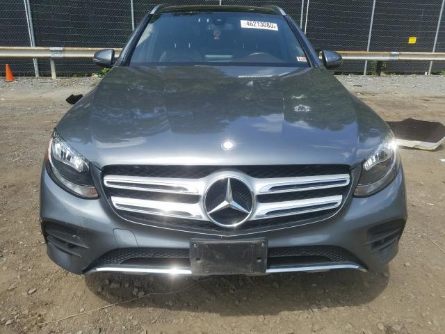 2016 Mercedes-benz Glc 300 4m 2.0. Lot 46213080 Vin WDC0G4KB4GF075061