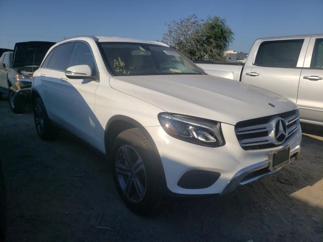 2019 Mercedes-benz Glc 300 2.0. Lot 46550550 Vin WDC0G4JB9KV158159