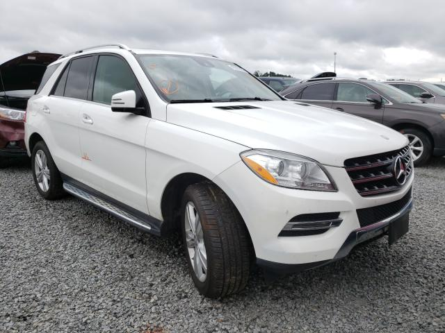 2015 Mercedes-benz Ml 350 4ma 3.5. Lot 45591950 Vin 4JGDA5HB3FA481314