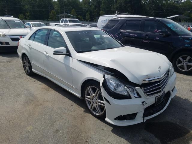 2010 Mercedes-benz E 350 3.5. Lot 46872380 Vin WDDHF5GB2AA023948