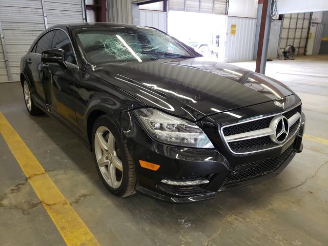 2014 Mercedes-benz Cls 550 4.6. Lot 46689880 Vin WDDLJ7DB7EA099227
