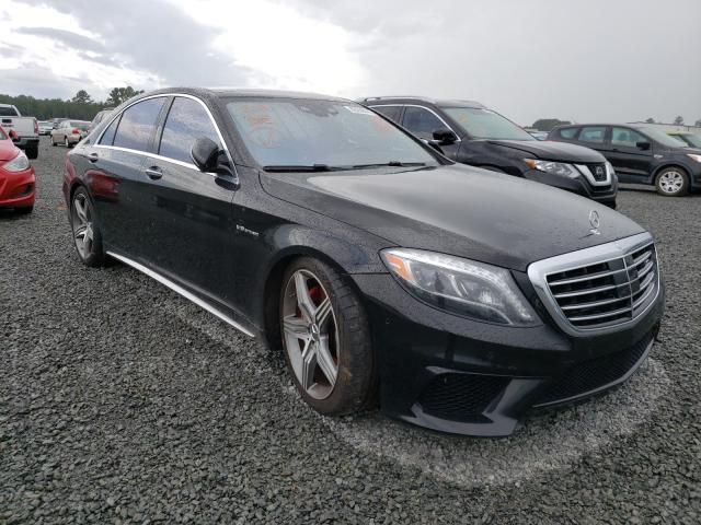 2015 Mercedes-benz S 63 amg 5.5. Lot 45299410 Vin WDDUG7JB0FA079281