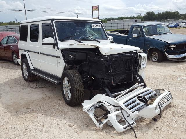 2014 Mercedes-benz G 550 5.5. Lot 47038600 Vin WDCYC3HF7EX220894