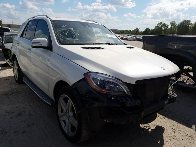2013 Mercedes-benz Ml 550 4ma 4.6. Lot 47377290 Vin 4JGDA7DB2DA149072