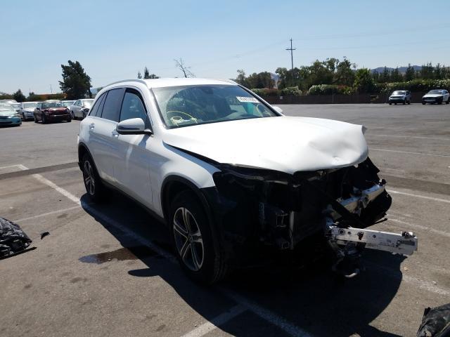 2018 Mercedes-benz Glc 300 4m 2.0. Lot 47417420 Vin WDC0G4KB4JV014659