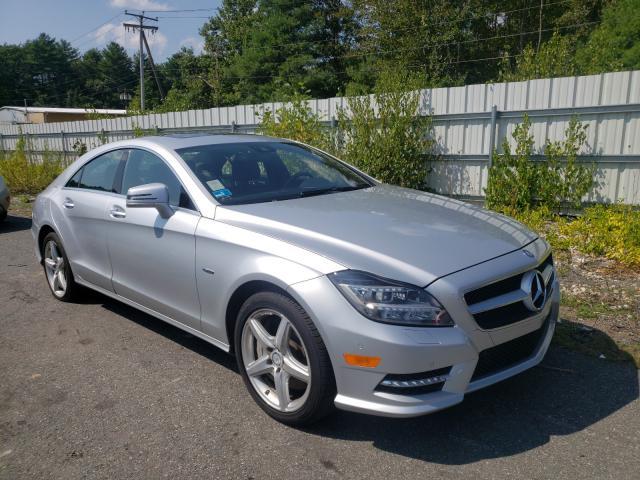 2012 Mercedes-benz Cls 550 4m 4.6. Lot 46227040 Vin WDDLJ9BB5CA042584