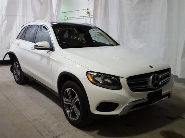 2019 Mercedes-benz Glc 300 4m 2.0. Lot 46899970 Vin WDC0G4KB1KV133500