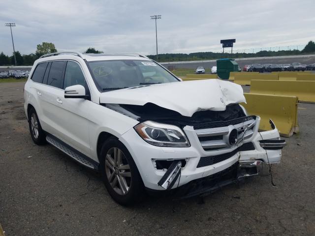 2014 Mercedes-benz Gl 450 4ma 4.6. Lot 46875360 Vin 4JGDF7CE6EA374643