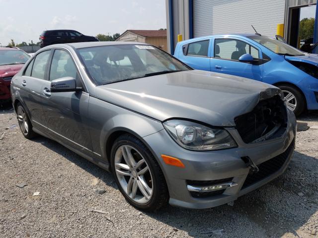 2014 Mercedes-benz C 250 1.8. Lot 46781880 Vin WDDGF4HB5ER308266