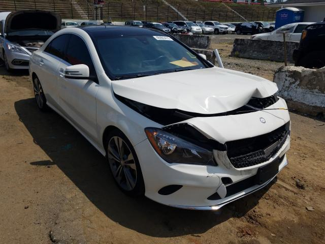 2018 Mercedes-benz Cla 250 2.0. Lot 46965410 Vin WDDSJ4EB9JN514222