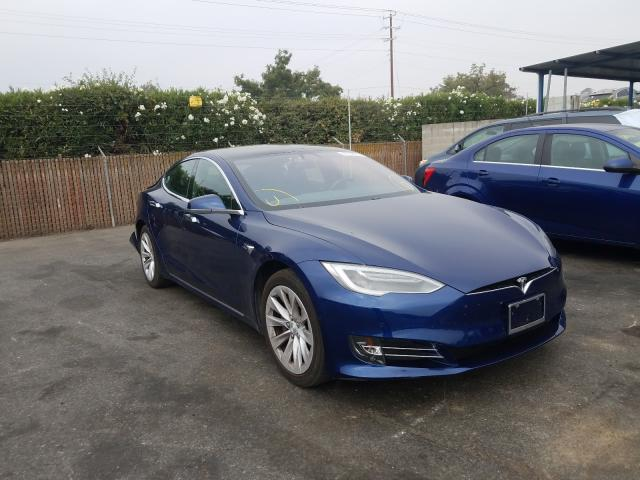 2017 Tesla Model s . Lot 47189530 Vin 5YJSA1E14HF231106