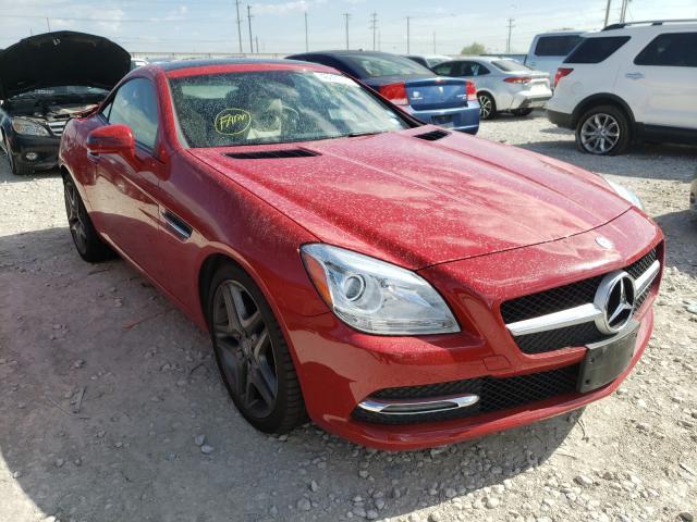 2015 Mercedes-benz Slk 250 1.8. Lot 46691510 Vin WDDPK4HA9FF105905