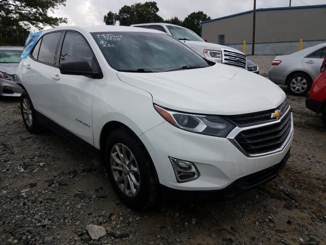2019 Chevrolet Equinox ls 1.5. Lot 47239390 Vin 2GNAXHEV2K6139955