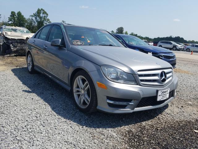 2012 Mercedes-benz C 250 1.8. Lot 46903010 Vin WDDGF4HB5CA635987