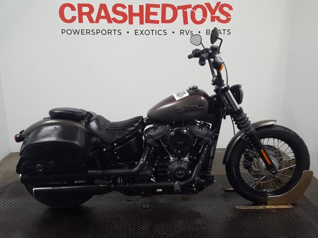 2018 Harley-davidson Fxbb stree . Lot 46226400 Vin 1HD1YJJ15JC075804