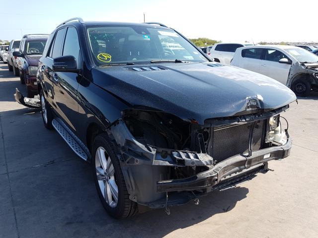 2013 Mercedes-benz Ml 350 4ma 3.5. Lot 47711570 Vin 4JGDA5HB6DA211913