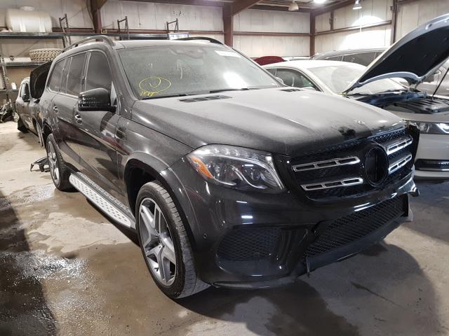2018 Mercedes-benz Gls 550 4m 4.7. Lot 47637950 Vin 4JGDF7DE9JB099627