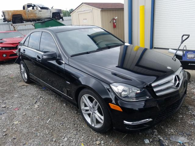 2012 Mercedes-benz C 250 1.8. Lot 47823070 Vin WDDGF4HB3CR202556
