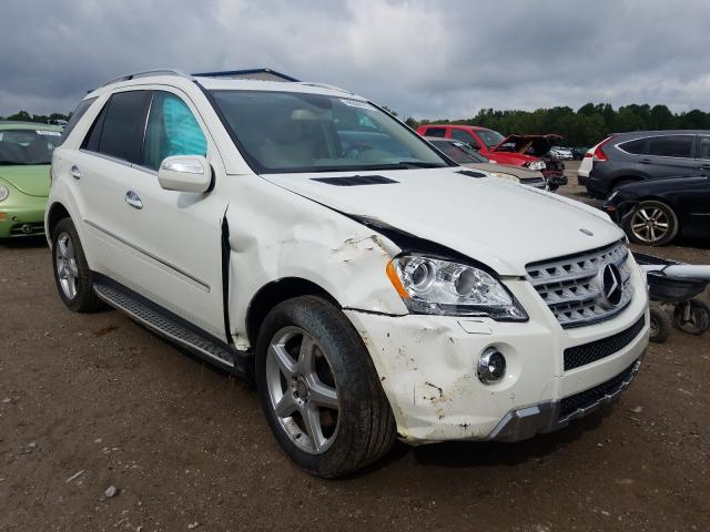 2010 Mercedes-benz Ml 550 4ma 5.5. Lot 48064610 Vin 4JGBB7CB2AA620848