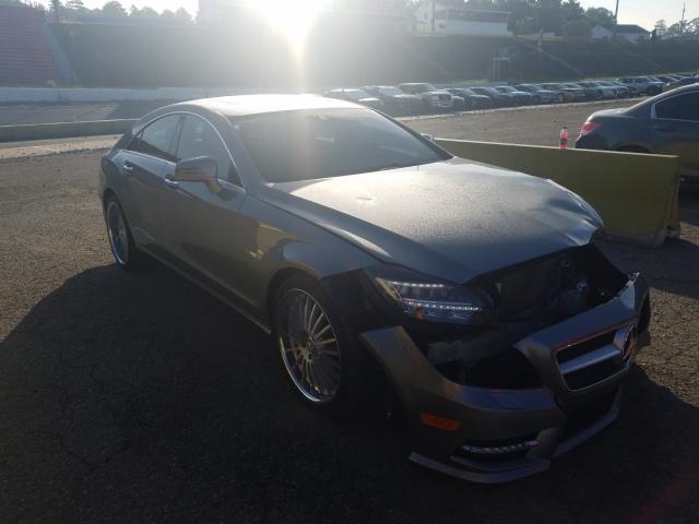 2012 Mercedes-benz Cls 550 4.6. Lot 48127580 Vin WDDLJ7DB7CA019731
