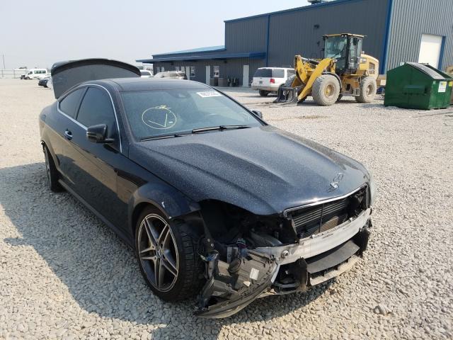 2013 Mercedes-benz C 63 amg 6.2. Lot 48575320 Vin WDDGJ7HB1DG052959