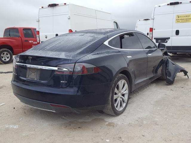 2015 Tesla Model s 85 . Lot 47651970 Vin 5YJSA1H26FF090802