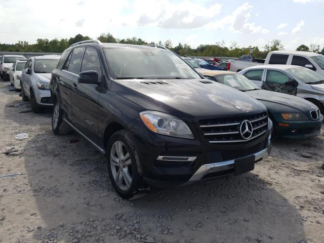 2014 Mercedes-benz Ml 350 4ma 3.5. Lot 47104440 Vin 4JGDA5HB3EA278471