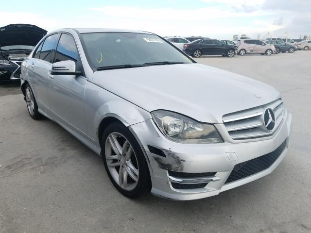 2013 Mercedes-benz C 250 1.8. Lot 48673760 Vin WDDGF4HB2DA858327