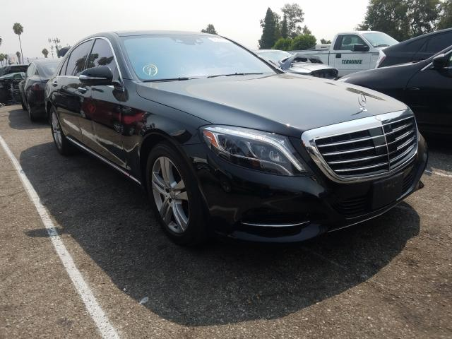 2017 Mercedes-benz S 550 4.6. Lot 48140790 Vin WDDUG8CB0HA317586