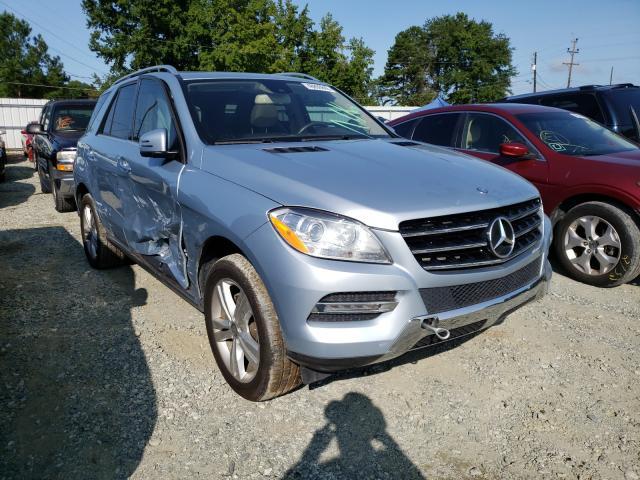 2015 Mercedes-benz Ml 350 4ma 3.5. Lot 48898840 Vin 4JGDA5HB6FA601963