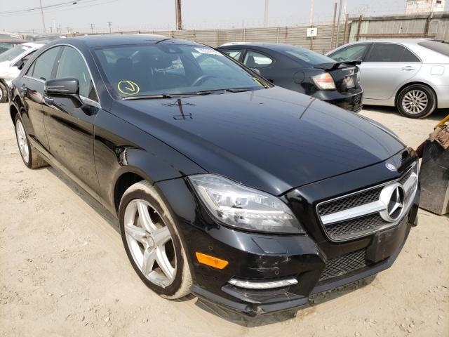 2013 Mercedes-benz Cls 550 4.6. Lot 49328740 Vin WDDLJ7DB5DA073871