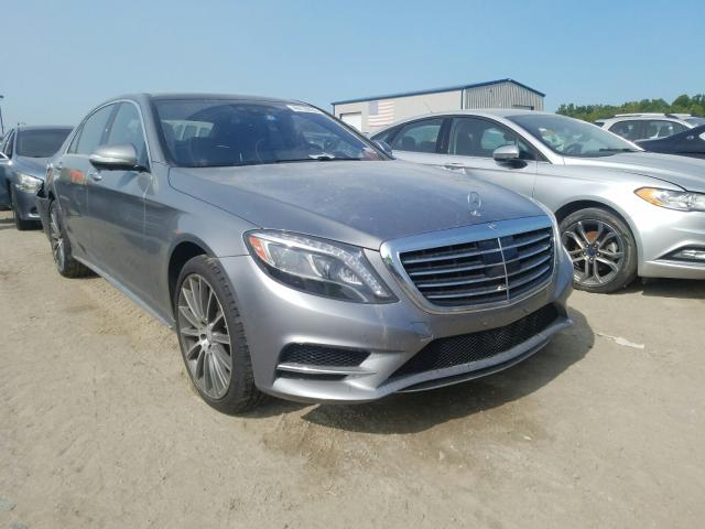 2015 Mercedes-benz S 550 4.6. Lot 49178550 Vin WDDUG8CB2FA112719