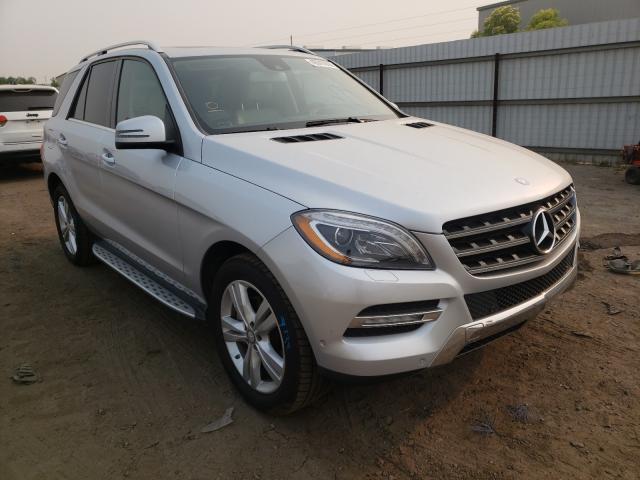 2013 Mercedes-benz Ml 350 4ma 3.5. Lot 49043600 Vin 4JGDA5HB4DA121711