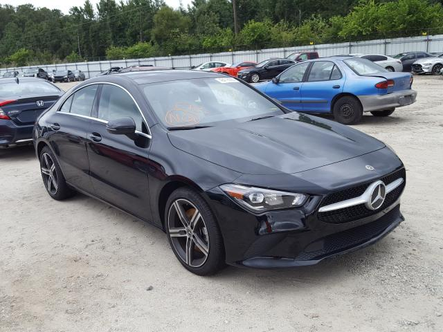 2020 Mercedes-benz Cla 250 2.0. Lot 48418990 Vin WDD5J4GB7LN063479