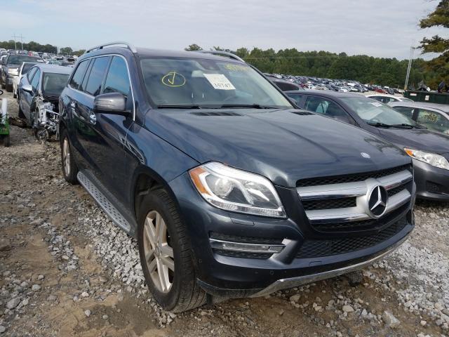 2014 Mercedes-benz Gl 450 4ma 4.6. Lot 47357400 Vin 4JGDF7CE0EA438160