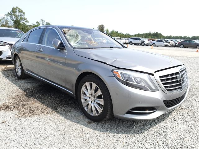 2014 Mercedes-benz S 550 4.6. Lot 49477280 Vin WDDUG8CB2EA015177